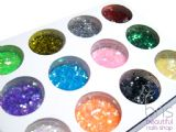 Mini holograms - set of 12 colours